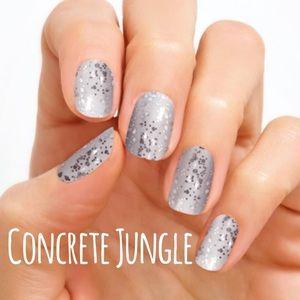 Accessories - Color Street Nail Strips - Concrete Jungle